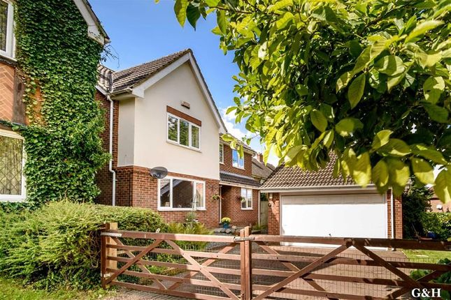 Thumbnail Detached house for sale in Wilson Close, Ashford, Kent