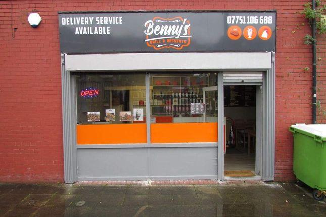 Thumbnail Restaurant/cafe for sale in Wood Street, Ashton-Under-Lyne