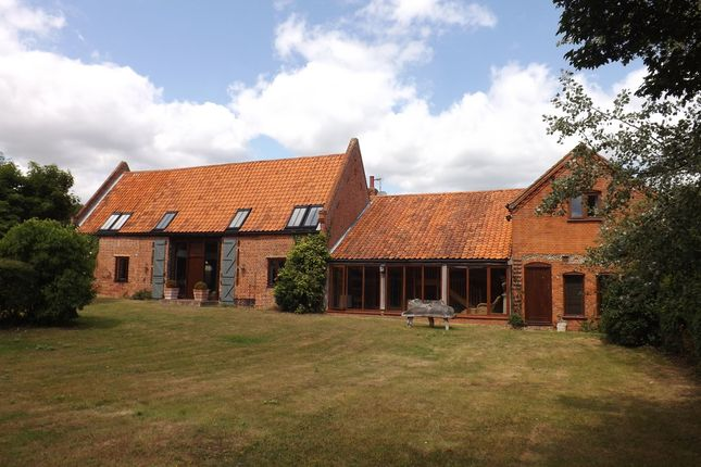 Thumbnail Barn conversion for sale in Vale Farm Barn, Frostenden, Nr Southwold