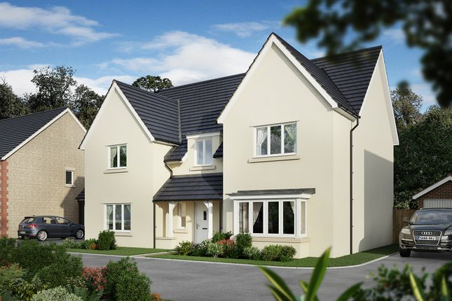 "Thumbnail Detached house for sale in ""The Cleeve"" at Vale Road, Bishops Cleeve, Cheltenham"