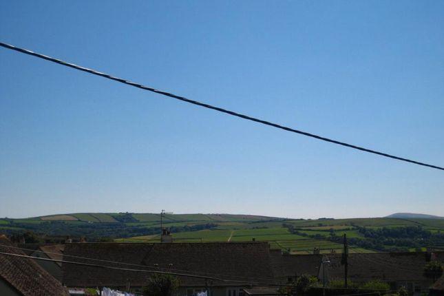 Outlook of Rock Lane, Bodmin, Cornwall PL31