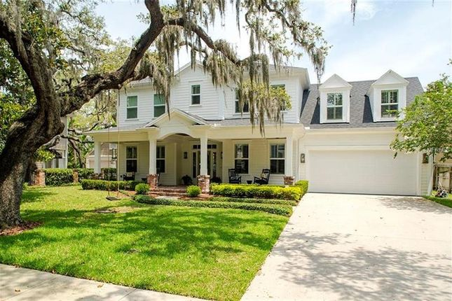 Thumbnail Property for sale in 2907 West Hawthorne Road, Tampa, Florida, United States Of America