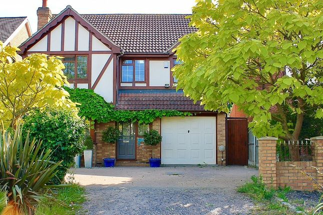 Thumbnail Detached house for sale in 18 Hillside Road, Eastwood, Leigh-On-Sea, Essex