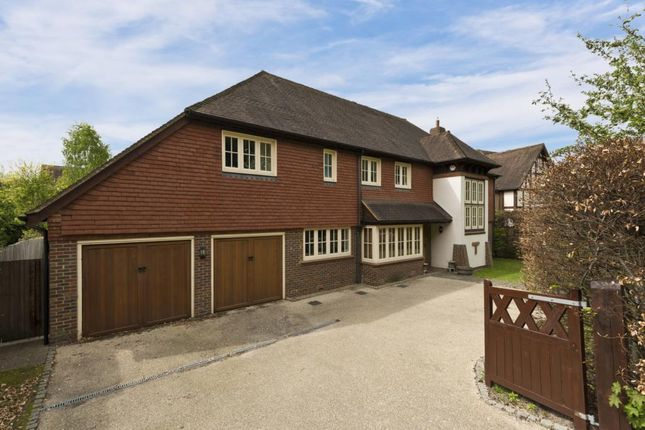 Thumbnail Detached house to rent in Lockestone, Weybridge