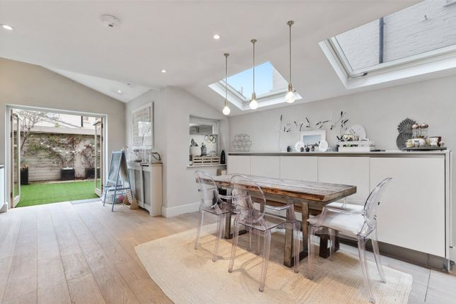4 bed terraced house for sale in St Margarets Road, Kensal Rise, London NW10