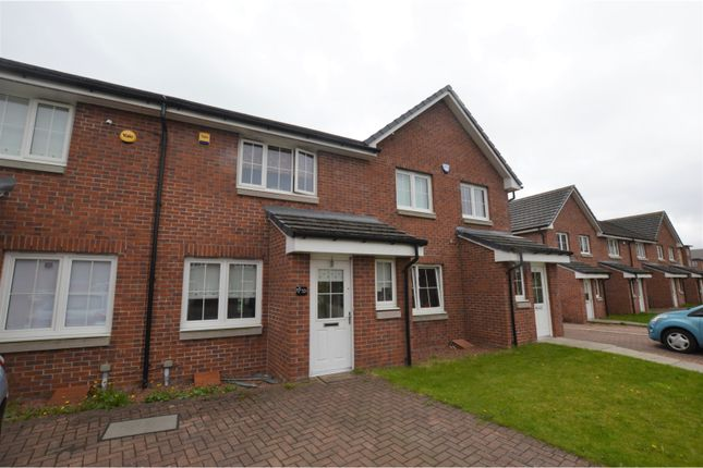 Thumbnail Terraced house for sale in Springfield Gardens, Glasgow