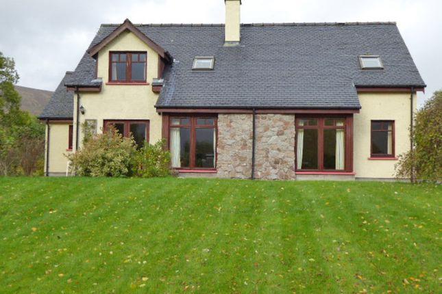 Thumbnail Detached house for sale in Allt Mor, Inverroy, Roy Bridge