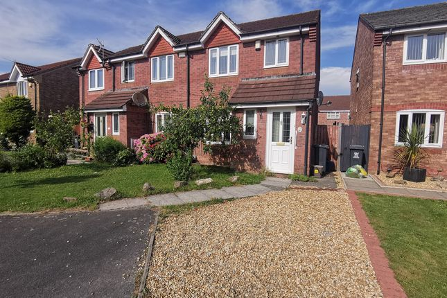 3 bed semi-detached house for sale in Aston Place, St. Mellons, Cardiff CF3