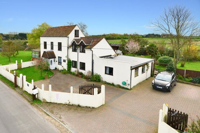 Thumbnail Detached house for sale in Lower Road, Staple, Canterbury