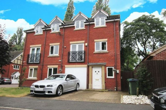 Thumbnail Semi-detached house to rent in Newton Road, Great Barr, Birmingham