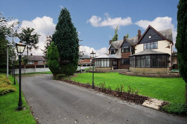 Thumbnail Detached house for sale in Devonshire Close, Heywood