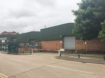 Thumbnail Commercial property to let in Campfield Road, St. Albans