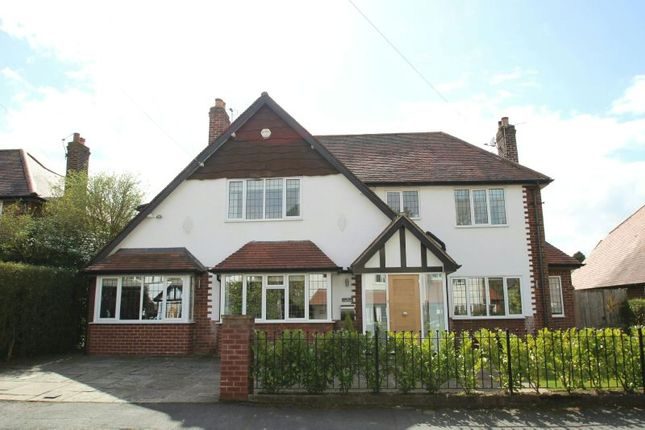 4 Bed Detached House For Sale In Castleway Hale Barns Altrincham