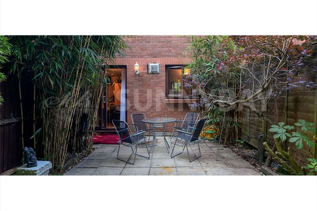 Thumbnail Flat to rent in Pope Road, Colliers Wood