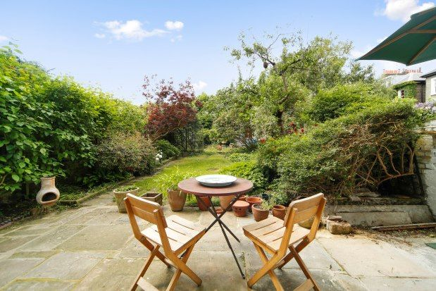 Thumbnail Property to rent in Stratford Villas, Camden