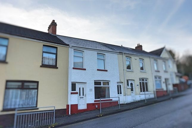 Thumbnail Terraced house to rent in Cwmbath Road, Morriston, Swansea