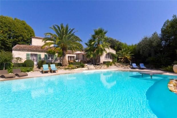 Thumbnail Property for sale in Vence, French Riviera, 06140