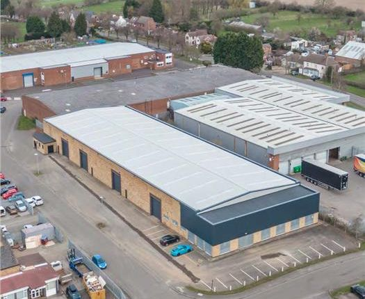 Thumbnail Light industrial for sale in Baron Avenue, Earls Barton, Wellingborough, Northamptonshire