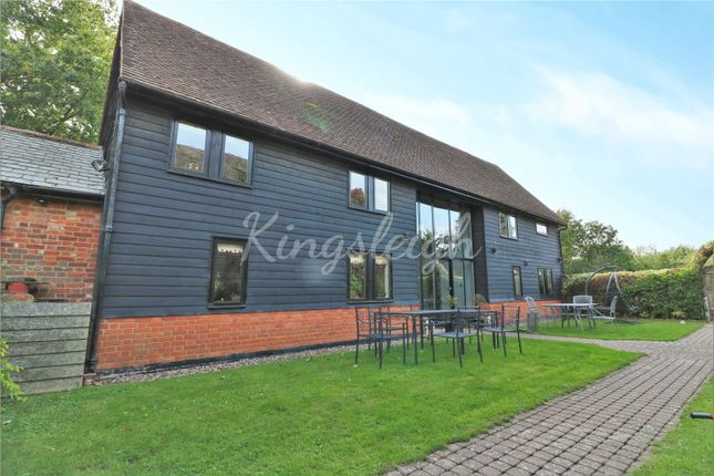 Detached house for sale in Badliss Hall Lane, Ardleigh, Colchester, Essex