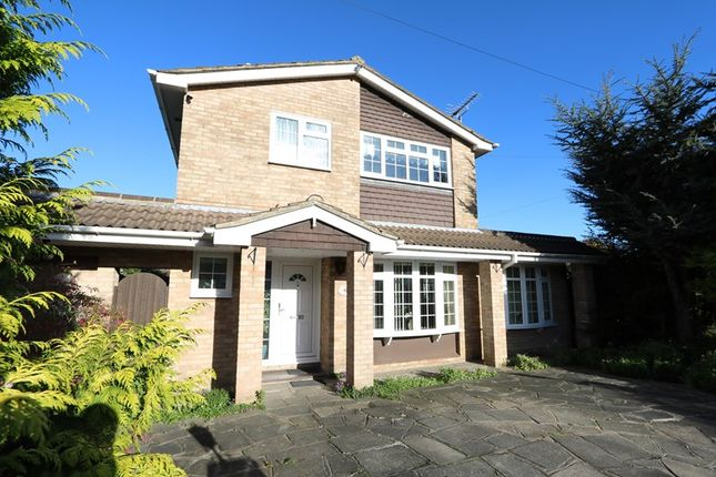 Thumbnail Detached house for sale in Tudor Close, Benfleet