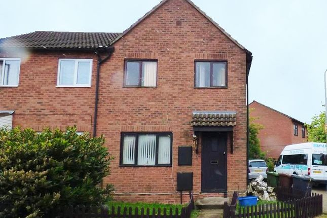 Thumbnail End terrace house for sale in Rodgers Close, Elstree, Borehamwood