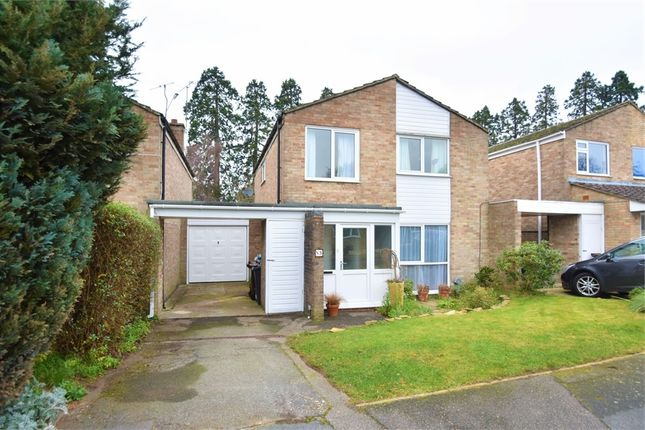 Thumbnail Detached house for sale in Holly Hedge Road, Frimley, Camberley, Surrey
