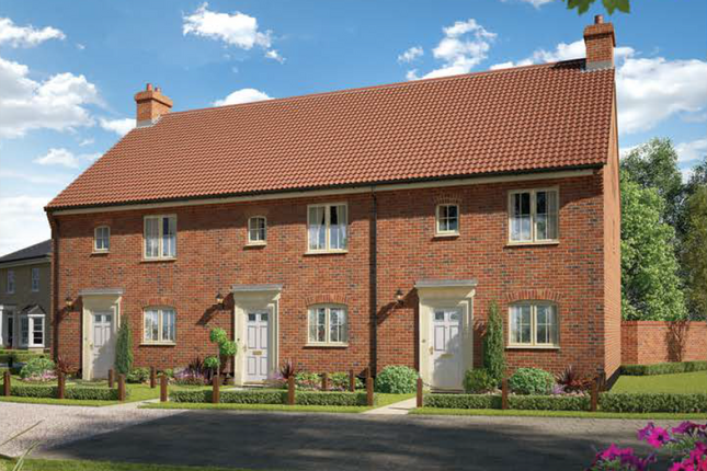 Thumbnail Terraced house for sale in The Reedham, Wherry Gardens, Salhouse Road, Wroxham