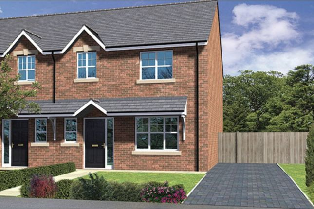 Thumbnail Semi-detached house for sale in Wolsingham Road, Hartlepool