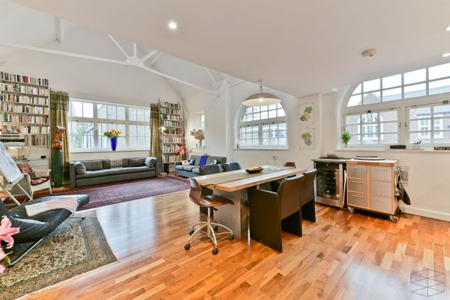 Thumbnail Flat for sale in Hoffman Square, London