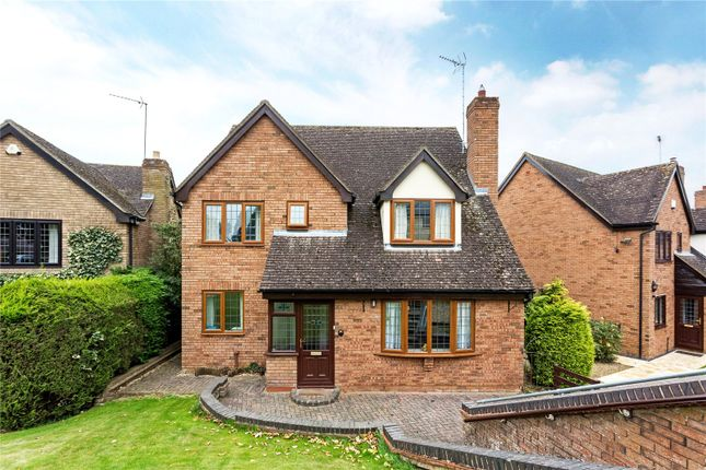 Thumbnail Detached house for sale in Tenlands, Middleton Cheney, Banbury, Northamptonshire