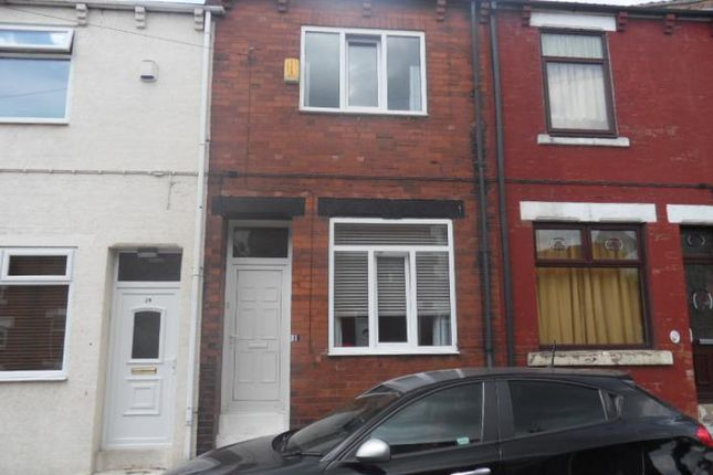 Thumbnail Terraced house to rent in Princess Street, Wakefield