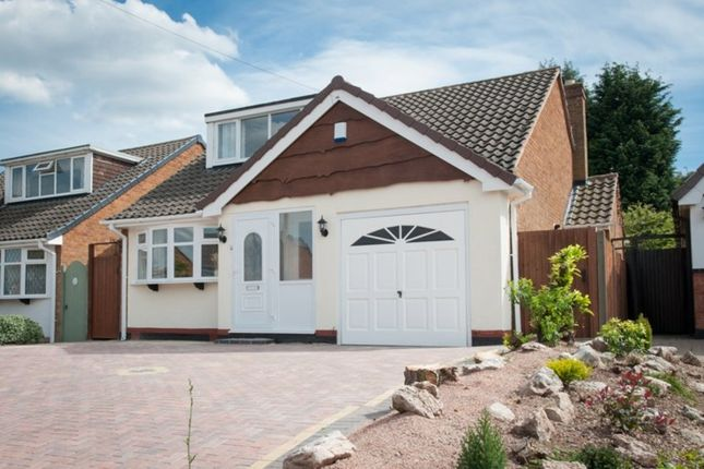 Thumbnail Detached house for sale in Dunchurch Crescent, Sutton Coldfield