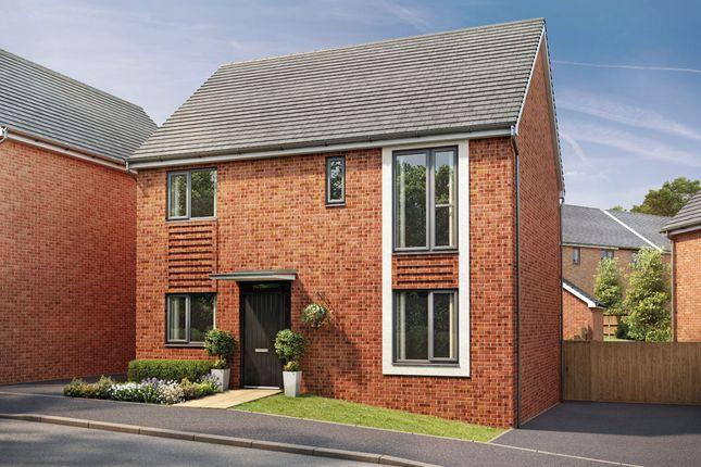 Thumbnail Detached house for sale in Mercury Drive, Wolverhampton