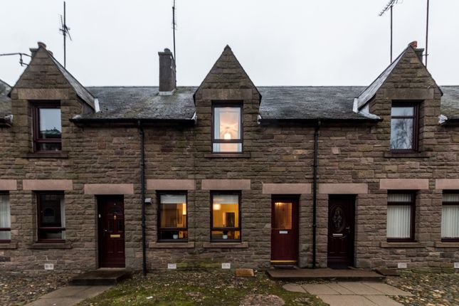 Thumbnail Terraced house to rent in 3 The Ha'en, South Street, Forfar
