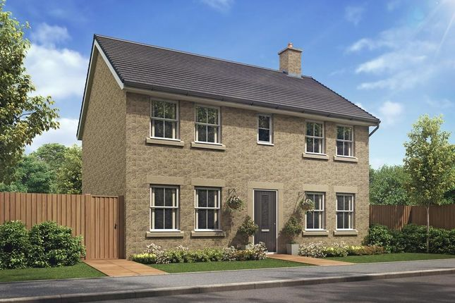 """Thumbnail Detached house for sale in """"Thornton"""" at Burlow Road, Harpur Hill, Buxton"""