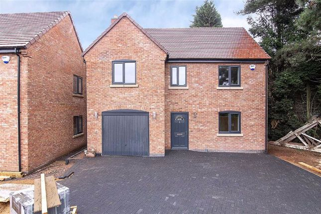 Thumbnail Detached house for sale in Sandpits Lane, Keresley End, Coventry