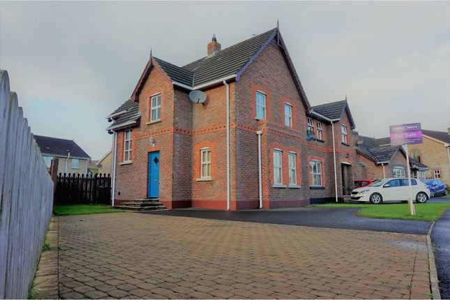 Thumbnail Semi-detached house for sale in Ivy Mead, Derry / Londonderry