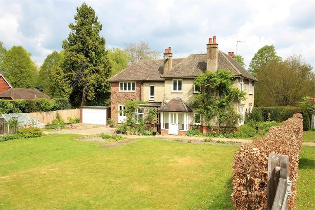Detached house for sale in Hathaway, Ashdown Road, Forest Row, East Sussex