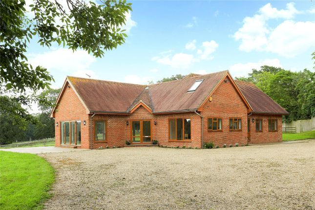 Thumbnail Detached house for sale in Ridgelands Farm, Kent Street, Wineham, Nr Cowfold, Horsham, West Sussex