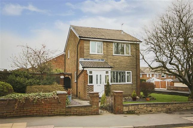 Thumbnail Detached house for sale in Stanhill Lane, Accrington, Lancashire