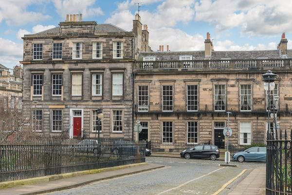 Thumbnail Flat for sale in Dean Terrace, Edinburgh
