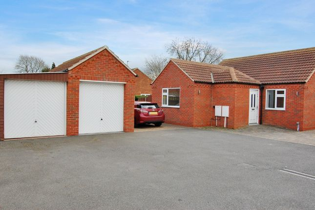 Thumbnail Bungalow to rent in Nottingham Road, Bottesford