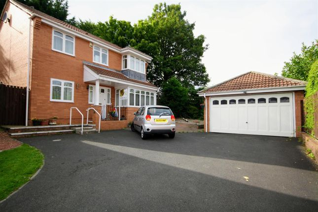 Thumbnail Detached house for sale in Castle Riggs, Chester Le Street