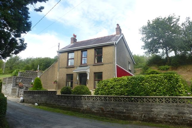 Thumbnail Detached house for sale in Caerbryn Road, Penygroes, Llanelli, Carmarthenshire.