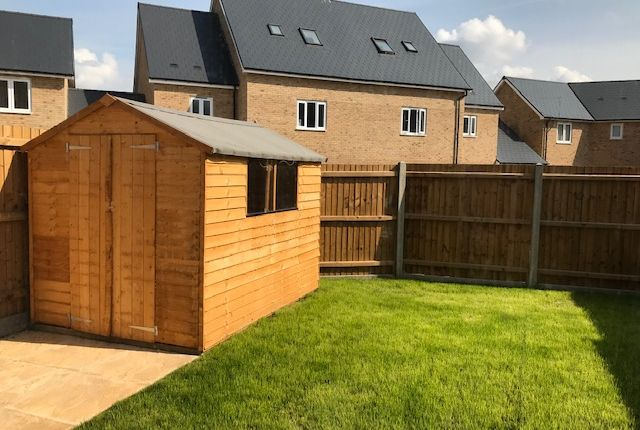 Private Garden  of Bracewell Place, Harlow CM20