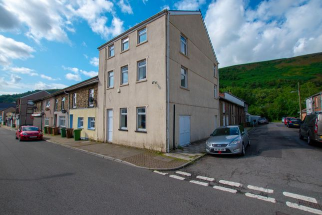 Thumbnail Block of flats for sale in Commercial Street, New Tredegar