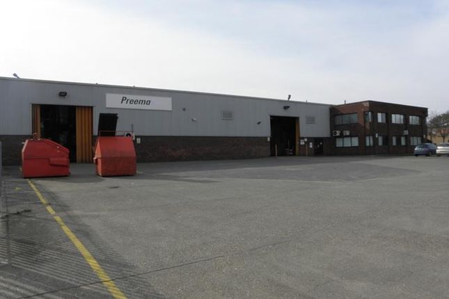 Thumbnail Light industrial to let in 171, Camford Way, Luton