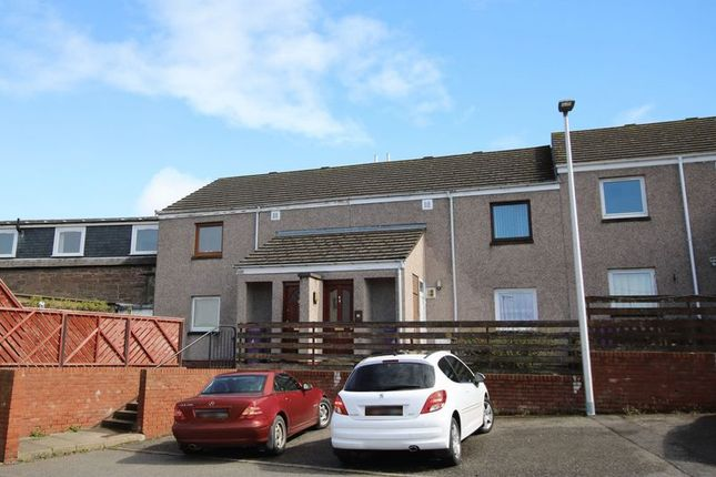 Thumbnail Flat for sale in Dundee Road, Forfar