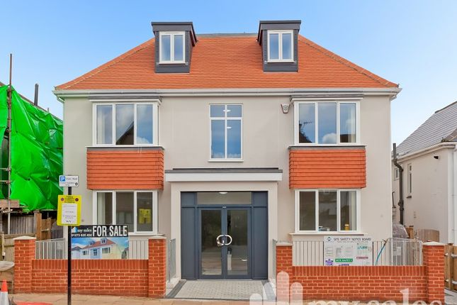Thumbnail Detached house for sale in Reigate Road, Brighton, East Sussex.