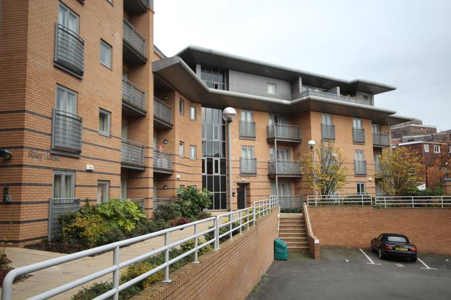 Thumbnail Flat for sale in Manor House Drive, Coventry